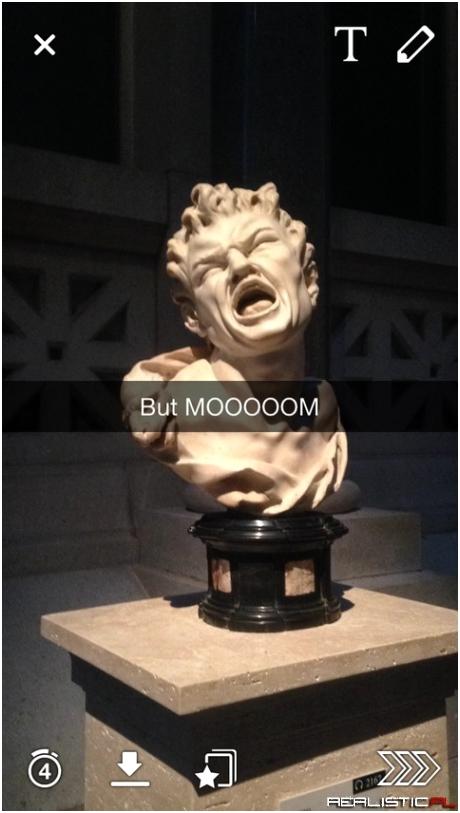 But Moooom