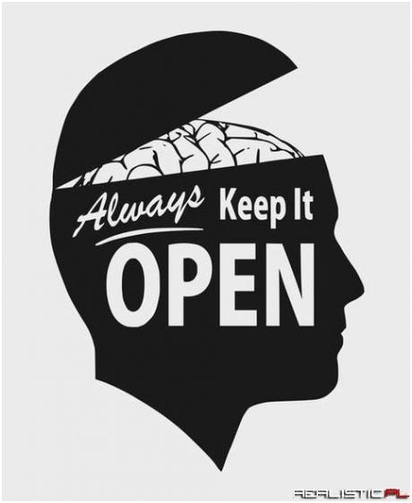 Olways open
